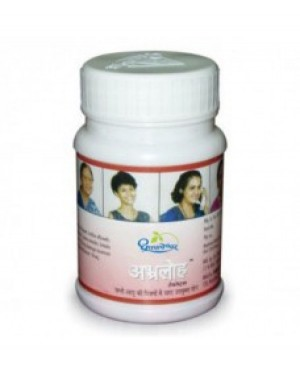 Dhootapapeshwar Abhraloha Tablet