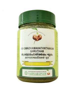 Vaidyaratnam Aragwadamahathikthakam Ghrutam