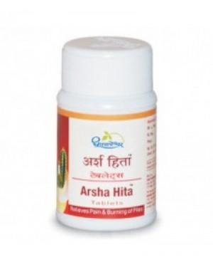 Dhootapapeshwar Arsha Hita Tablet