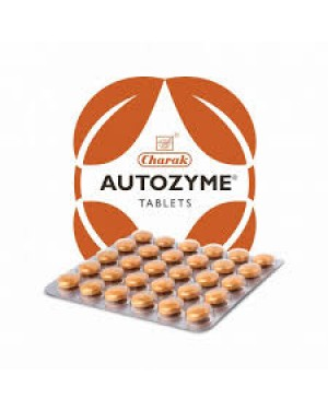 Charak Autozyme Tablet