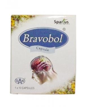 Ban Labs Bravobol Capsules