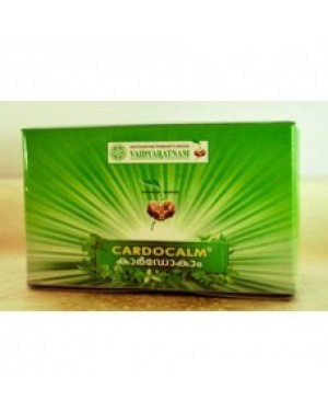 Vaidyaratnam Cardocalm 100 Tablets