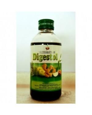 Vaidyaratnam Digestol Liquid