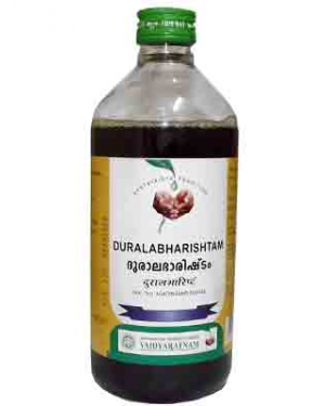 Vaidyaratnam Duralabarishtam