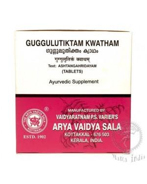 Kottakkal Guggulutiktakam Kashayam Tablets