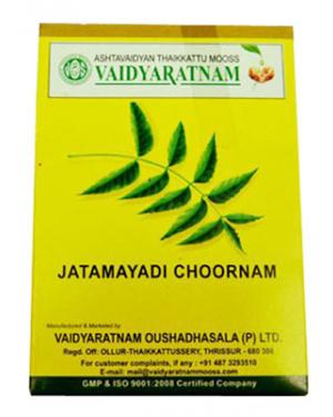 Vaidyaratnam Jatamayadi Choornam