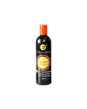 K FOR KAPHA HAIR CLEANSER (SHAMPOO) BY A FOR AYURVEDA