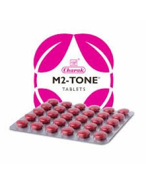 Charak M2 Tone Tablet