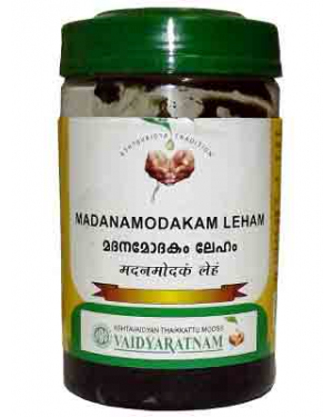Vaidyaratnam Madanamodakam Leham