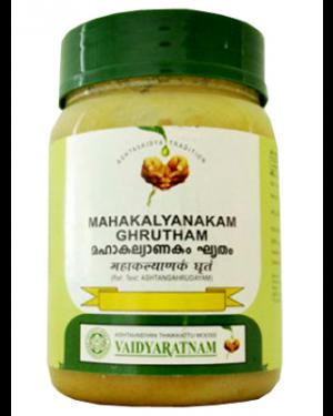 Vaidyaratnam Mahakalyanakam Ghrutham