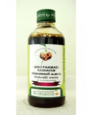 Vaidyaratnam Nisothamadi Kashayam