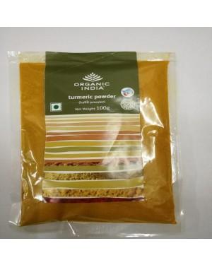 TURMERIC POWDER 100 GRAM PACK OF 5
