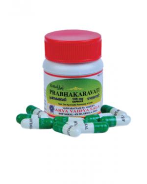 Kottakkal Prabhakaravati capsule