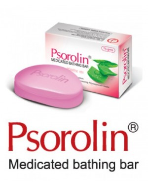 Psorolin Medicated Bathing Soap
