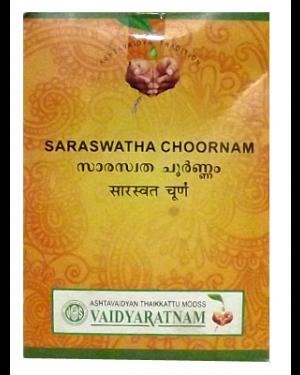 Vaidyaratnam Saraswatha Choornam