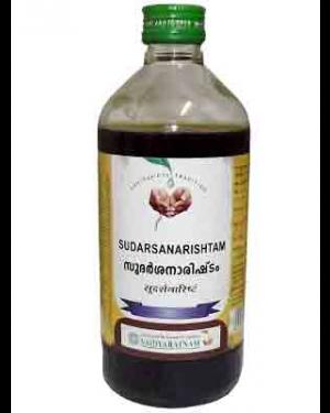 Vaidyaratnam Sudarsanarishtam