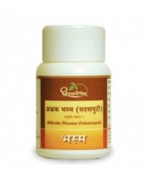Dhootapapeshwar Abhraka Bhasma Sahastraputi