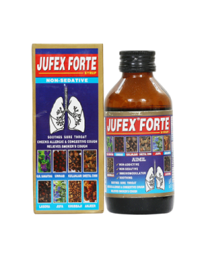 Jufex forte syrup