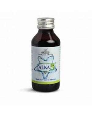 Charak Alka5 Syrup