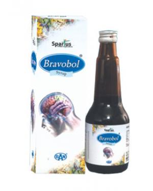 Ban Labs Bravobol Syrup