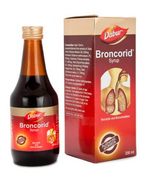 Bronchorid Syrup