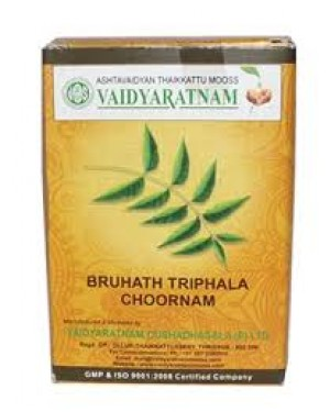 Vaidyaratnam Bruhath Triphala Choornam