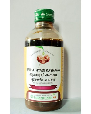 Vaidyaratnam Bruhathyadi Kashayam