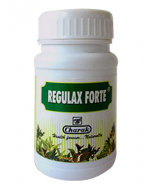 Charak Regulax Forte Tablet