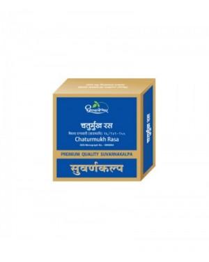 Dhootapapeshwar Chaturmukh Rasa Premium Quality Gold