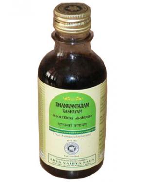 Kottakkal Dhanvantaram Kashayam