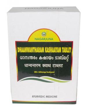 Dhanwantharam Kashayam Tablet By Nagarjuna