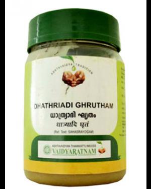 Vaidyaratnam Dhathryadi Ghrutham