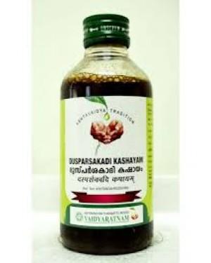 Vaidyaratnam Dusparsakadi Kashayam