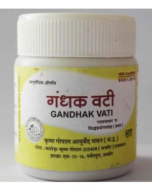 Kalera Gandhak Vati