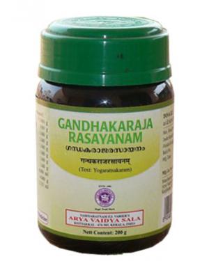 Kottakkal Gandhakaraja Rasayana