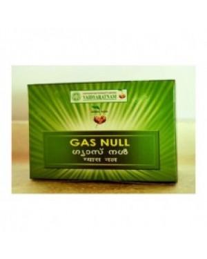 Vaidyaratnam Gasnull 100 Tablets