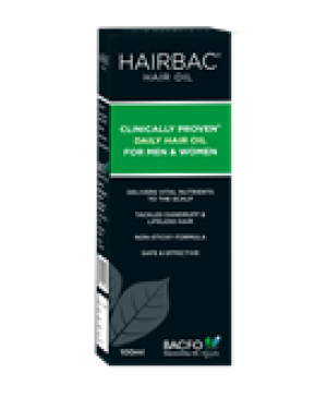 HAIRBAC HAIR OIL