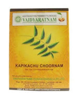Vaidyaratnam Kapikachu Choornam