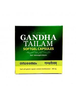Kottakkal  Gandha thailam softgel capsule