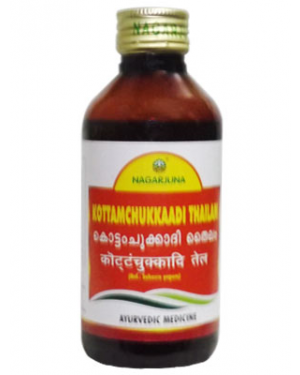 Kottamchukkaadi Thailam By Nagarjuna 450 Ml