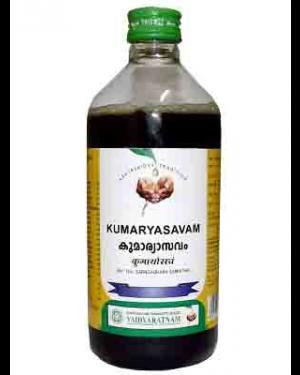 Vaidyaratnam Kumaryasavam