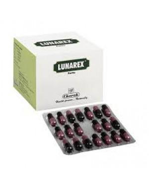 Charak Lunarex Forte Capsule