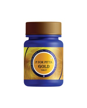 P FOR PITTA GOLD BY A FOR AYURVEDA