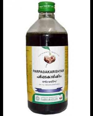 Vaidyaratnam Parpadakarishtam