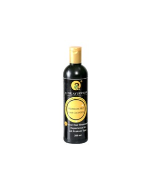 PREMIUM PRO HAIR CLEANSER (SHAMPOO) BY A FOR AYURVEDA