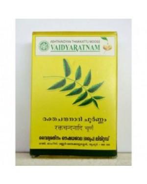Vaidyaratnam Rakthachandanadi Churnam