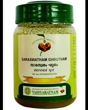 Vaidyaratnam Saraswatham Ghrutham