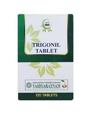 Vaidyaratnam Trigonil Tablets