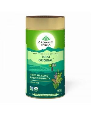 Organic India Tulsi Original 100 Gm Tin