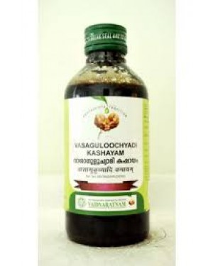 Vaidyaratnam Vasaguloochyadi Kashayam